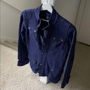 Lauren Ralph Lauren XL(16) utility darkblue jacket